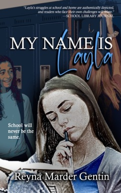 My Name is Layla_5x8 paperback cover_FINAL COVER_Dec 2020_FRONT