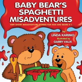 baby bears spaghetti misadventure front cover in color